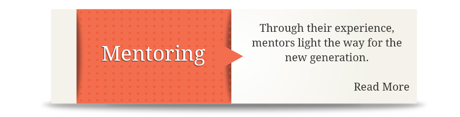 Continuing Education and Trainings Mentoring Banner